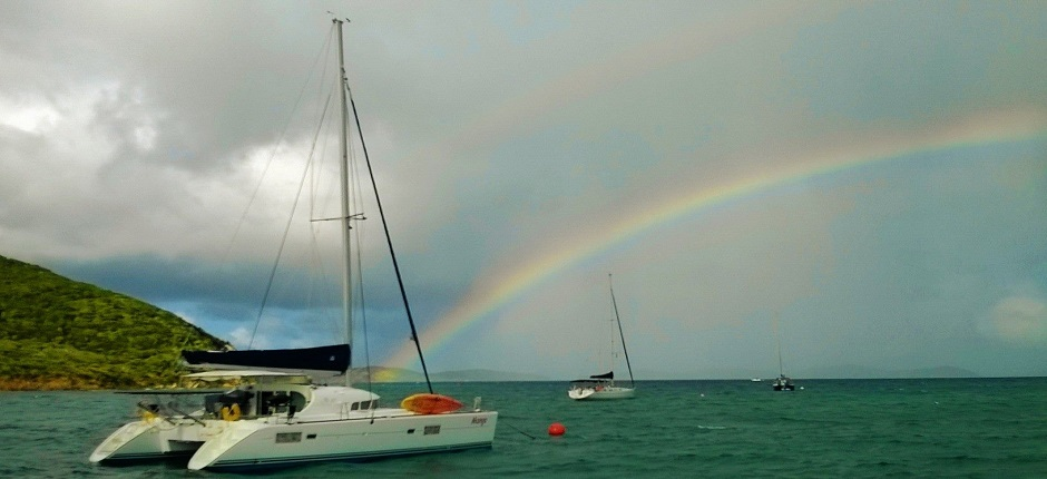 TYL Adventures Sailing trips - USVI and BVI